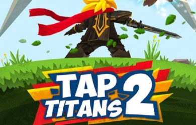 Tap Titans 2 Hack Cheats Unlimited Gold & Diamonds