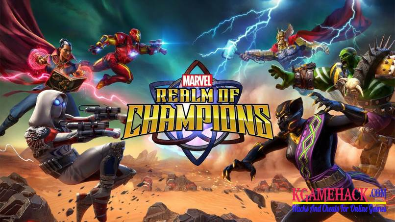 MARVEL Realm of Champions Hack