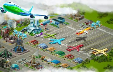 Airport City Hack Cheats Unlimited Cash & Coins