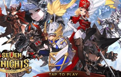 Seven Knights Hack Cheats Unlimited Gold & Rubies