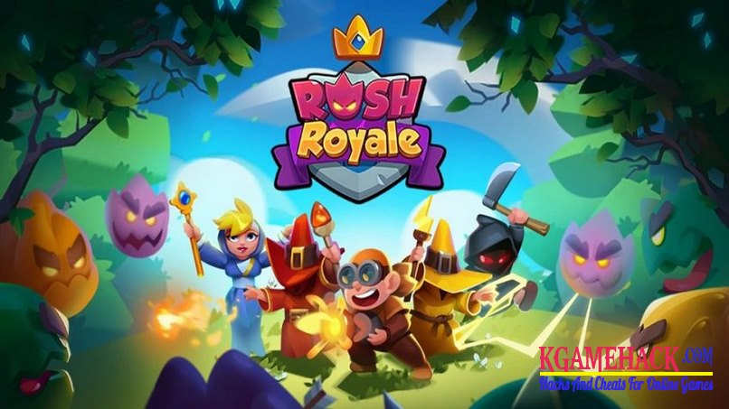 Rush Royale - Tower Defense game PvP Hack
