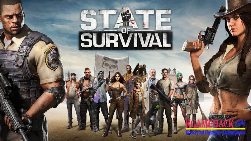 State of Survival:The Walking Dead Hack